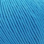 Пряжа для вязания Gazzal Organic Baby Cotton (Газзал Органик Беби Коттон) Цвет 424 бирюза