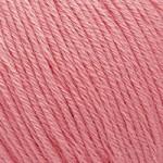 Пряжа для вязания Gazzal Organic Baby Cotton (Газзал Органик Беби Коттон) Цвет 425 розовый