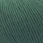 Пряжа для вязания Gazzal Organic Baby Cotton (Газзал Органик Беби Коттон) Цвет 427 изумруд