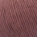 Пряжа для вязания Gazzal Organic Baby Cotton (Газзал Органик Беби Коттон) Цвет 433 сухая роза