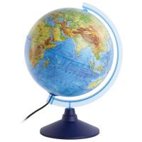 Globen INT12500284 Глобус интерактивный физический/политический GLOBEN, диаметр 250 мм, с подсветкой, INT12500284