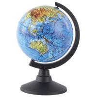 """Globen К011200001 Глобус физический GLOBEN """"Классик"""", диаметр 120 мм, К011200001"""