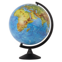 """Globen К013200015 Глобус физический GLOBEN """"Классик"""", диаметр 320 мм, К013200015"""