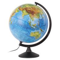 """Globen К013200017 Глобус физический GLOBEN """"Классик"""", диаметр 320 мм, с подсветкой, К013200017"""
