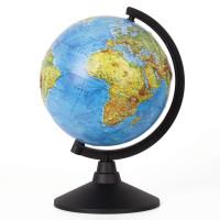 """Globen К022100011 Глобус физический GLOBEN """"Классик"""", диаметр 210 мм, рельефный, К022100011"""