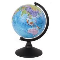"""Globen К022100200 Глобус политический GLOBEN """"Классик"""", диаметр 210 мм, рельефный, К022100200"""