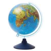 "Globen Ке012500186 Глобус физический GLOBEN ""Классик Евро"", диаметр 250 мм, Ке012500186"