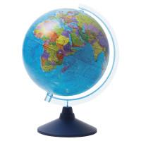 "Globen Ке012500187 Глобус политический GLOBEN ""Классик Евро"", диаметр 250 мм, Ке012500187"