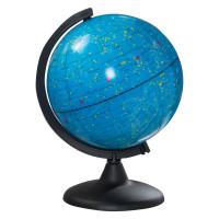 ГЛОБУСНЫЙ МИР 10056 Глобус звездного неба, диаметр 210 мм, 10056