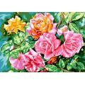 Gobelin L, Diamant 12.314 Блестящие розы