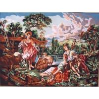 Gobelin L, Diamant 12.463 Прекрасные пастушки