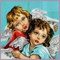 Gobelin L, Diamant 46.372 Пара ангелов