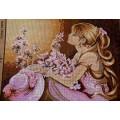 Gobelin L, Diamant D.566 Розовые мечты