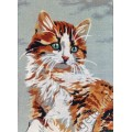 Gobelin L, Diamant F.357 Рыжий кот