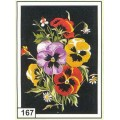 Goblenset 167 Анютины глазки (Pansies)