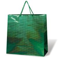 GRANDGIFT HB-22/03 Пакет подарочный ламинированный, 45х33х10 см, голографический, цвет ассорти, HB-22/03
