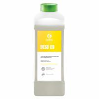 GRASS 550024 Антисептик для рук и поверхностей спиртосодержащий (70%) 1л GRASS DESO C9, дезинфицирующий, жидкость, 550024