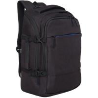 GRIZZLY RQ-019-11/2 Рюкзак GRIZZLY универсальный, карман для ноутбука, черный, 45x32х21 см, RQ-019-11/2