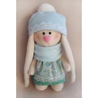 """Happy Hands МЗ-11 Набор для изготовления текстильной игрушки """"Снежинка"""""""