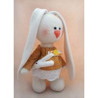Happy Hands МЗ-12 Набор для изготовления текстильной игрушки HAPPY HANDS МЗ-12 Горошинка, 22 см