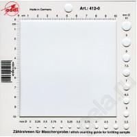 Addi 412-0 Счетная рамка для спиц