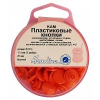 Hemline 443.RED Кнопки пластиковые, красные