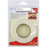 Hemline ER520.11 Лента с термоклеевой основой для создания косой бейки 11 мм, 20м. Sew Easy