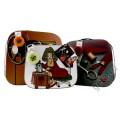 Hemline WB.609.S1 Cундучок для швейных принадлежностей набор из 3-х чемод.