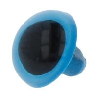 HobbyBe CRP- 9 Глаза кристальные пришивные CRP- 9 d 9 мм 4 шт. голубой
