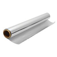ИНТРОПЛАСТИКА  Фольга алюминиевая, 30 см х 10 м, ИНТРОПЛАСТИКА, в рулоне