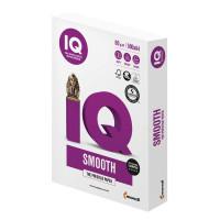 IQ  Бумага офисная IQ SMOOTH, А4, 80 г/м2, 500 л., марка А+, Mondi, белизна 170%