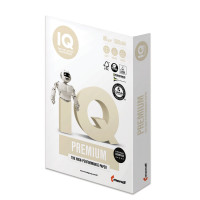 IQ  Бумага офисная IQ PREMIUM, А4, 80 г/м2, 500 л., марка А+, Mondi, белизна 170%
