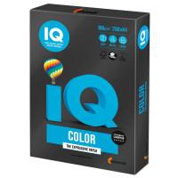 IQ COLOR B100 Бумага цветная IQ color, А4, 160 г/м2, 250 л., интенсив, черная, В100, B100