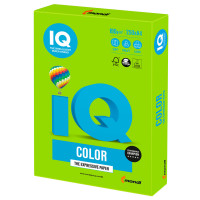IQ COLOR MA42 Бумага цветная IQ color, А4, 160 г/м2, 250 л., интенсив зеленая, MA42