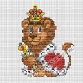 Искусница 2047 Король лев
