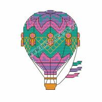 Искусница 2048 Воздушный шар