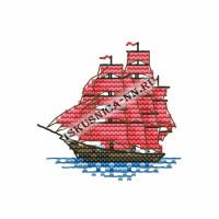 Искусница 2053 Алые паруса