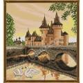 Искусница 411 Замок Сюлли-сюр-Луар