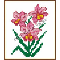 Искусница 576 Орхидеи (мини)