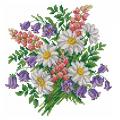 Искусница 581 Полевые цветы