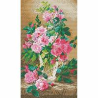 Искусница 585 Английские розы