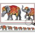 Искусница 654 Семь слоников