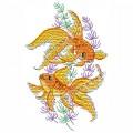 Искусница 665 Золотые рыбки