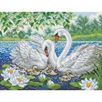 Искусница 667 Лебединая любовь