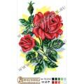 Искусница 763 Алые розы