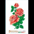 Искусница 8078 Алые розы2