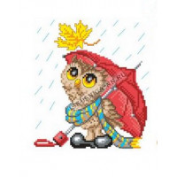 Искусница 8186 Сова под зонтом