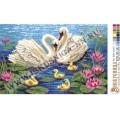 Искусница 866 Лебеди 2