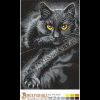Искусница 973 Черная кошка
