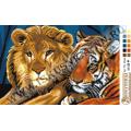 Искусница м725 Тигр и Лев